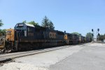 Finally - CSX 806, CSX 5367, CSX 896, CSX 253, CSX 73, CSX 7792 and CSX 8705